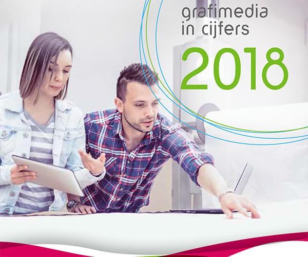 Grafimedia in cijfers 2018