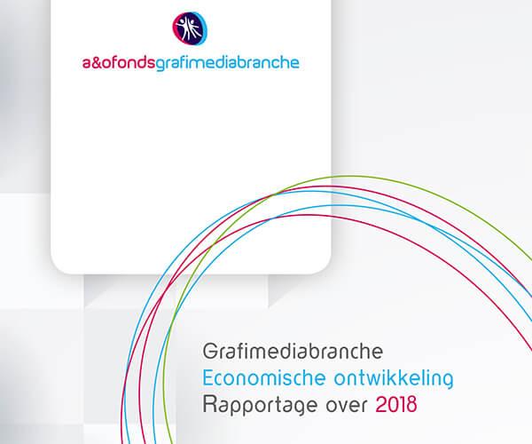 Rapportage over economische ontwikkeling grafimediabranche in 2018