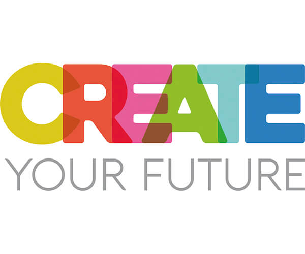 Logo van CREATE your future