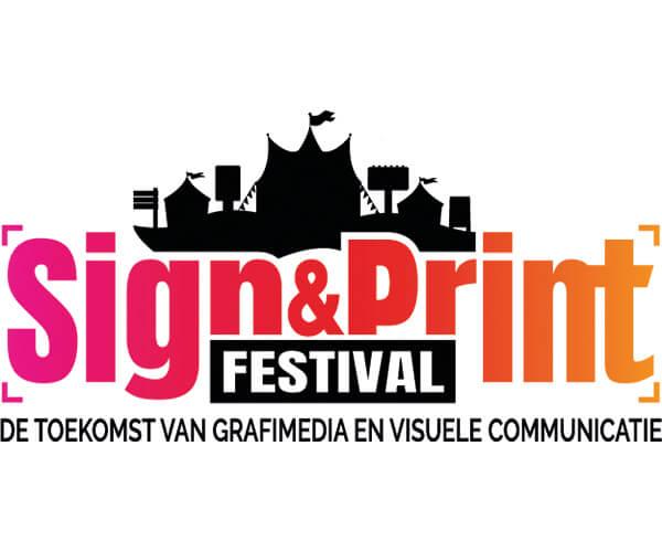 Sign en print festival