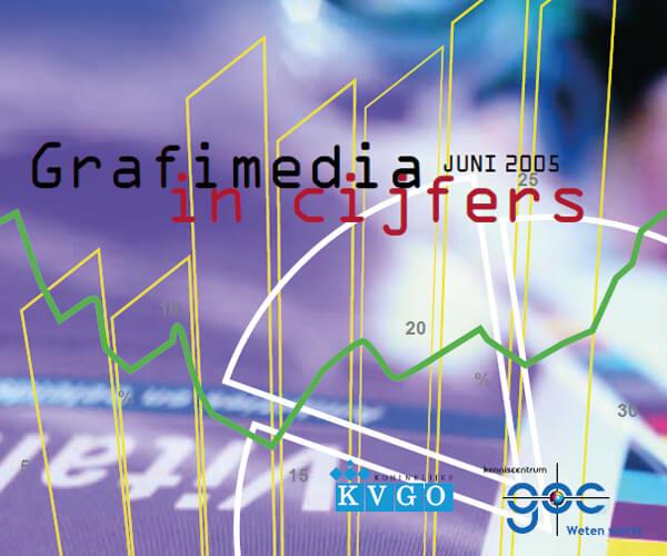 Grafimedia in cijfers 2005