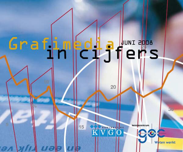 Grafimedia in cijfers 2008