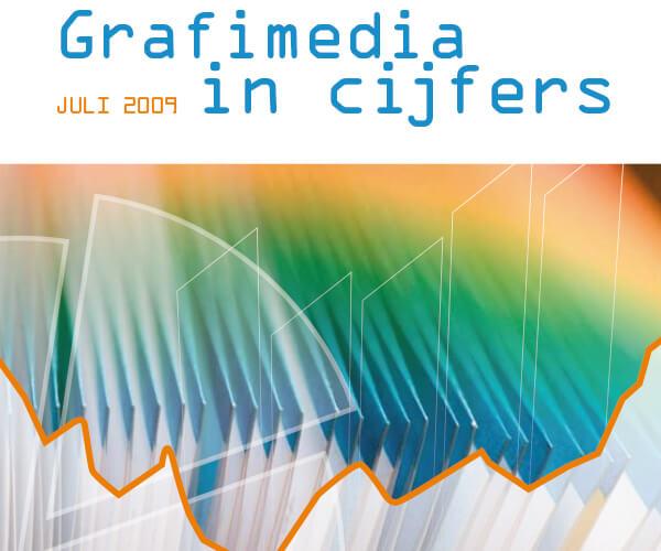 Grafimedia in cijfers 2009