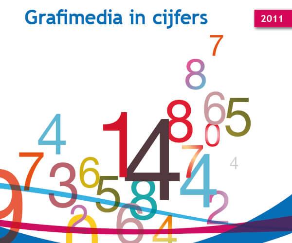 Grafimedia in cijfers 2011