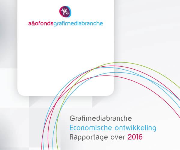 Rapportage over economische ontwikkeling grafimediabranche in 2016