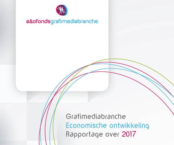 Rapportage over economische ontwikkeling grafimediabranche in 2017